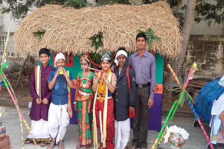 The Sun School-Sankranthi Celebrations
