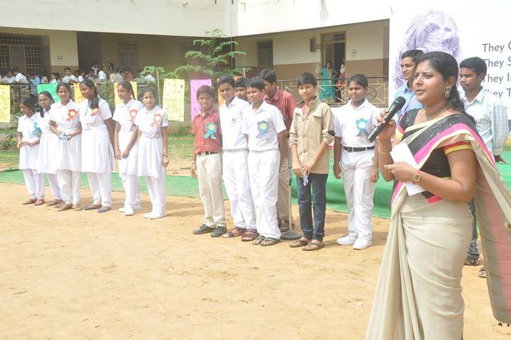 The Sun School-Teachers Day Celebrations