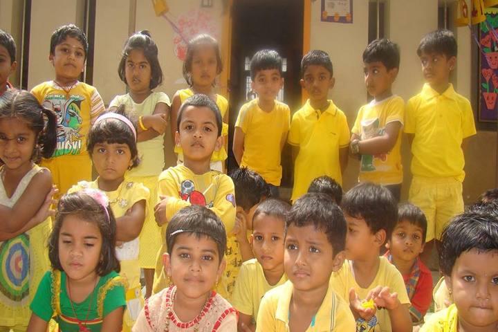 The Sun School-Yellow Day Celebrations