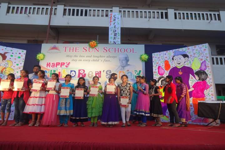 The Sun School-Childrens Day Celebrations
