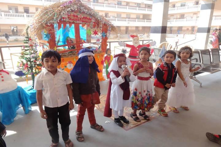 The Sun School-Christmas Celebrations