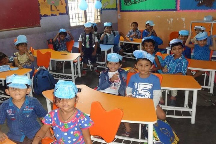 The Sun School-Classrooms