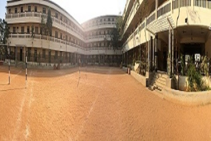 The Sun School-Playground