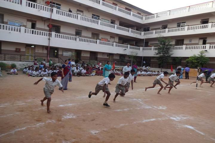 The Sun School-Sports