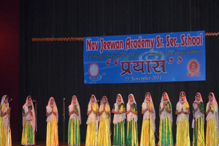 Navjeewan Academy Senior Secondary School-Dance-Performance