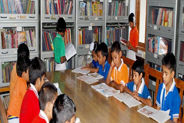 Navjeewan Academy Senior Secondary School-Library