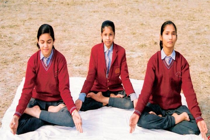 Navjeewan Academy-Yoga