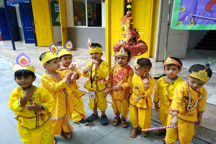 Navy Children School-Celebration