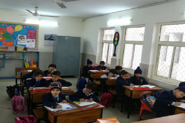 Navy Children School-Classroom1