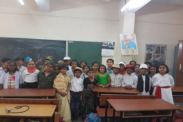 Navy Children School-Fancy-Dress