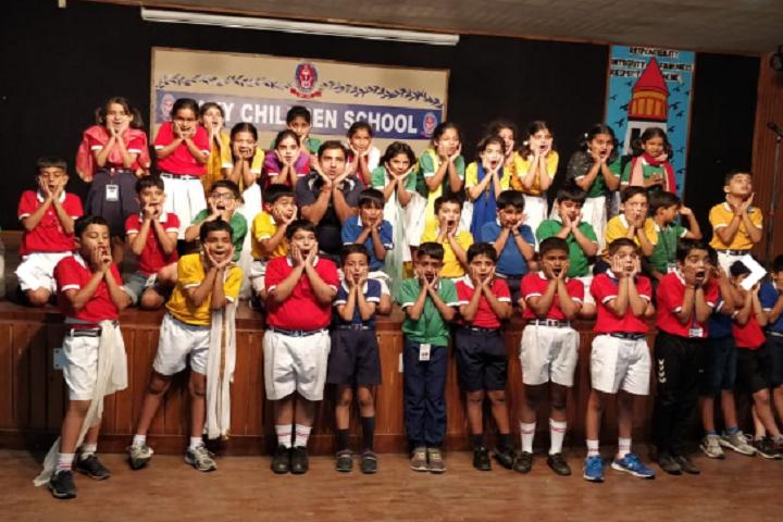 Navy Children School-Leadership-Workshop