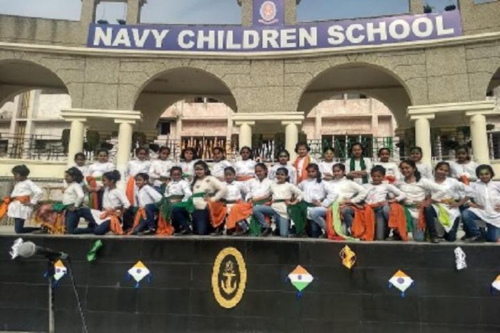 Navy Children School-Republic-Day-Celebration