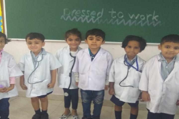 Navy Children School-Role-Play