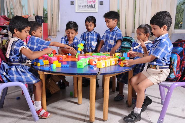 The Vizag International School-Activities