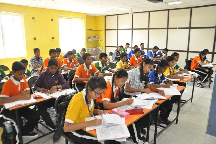 The Vizag International School- Classrooms 2