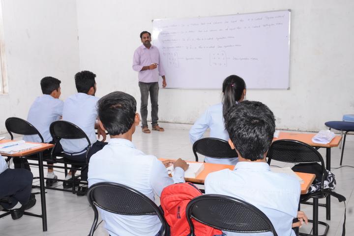 The Vizag International School- Classrooms