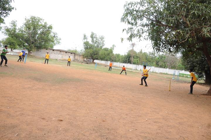 The Vizag International School- Cricket