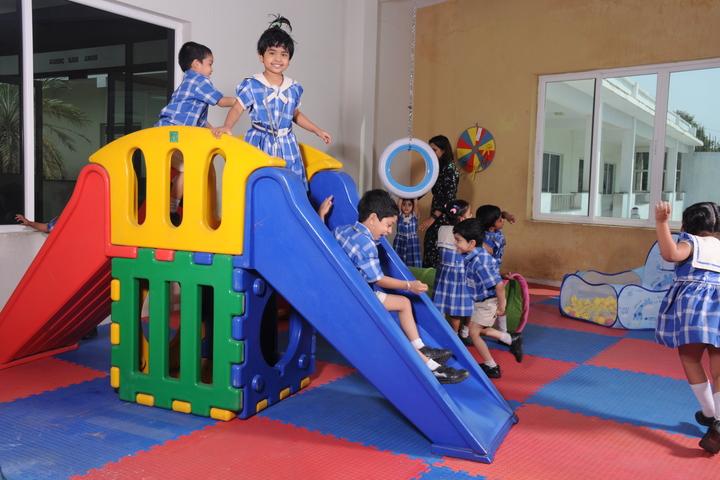 The Vizag International School- Kids Play Park