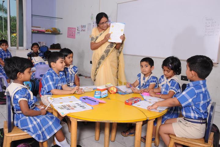 The Vizag International School- Kindergarten