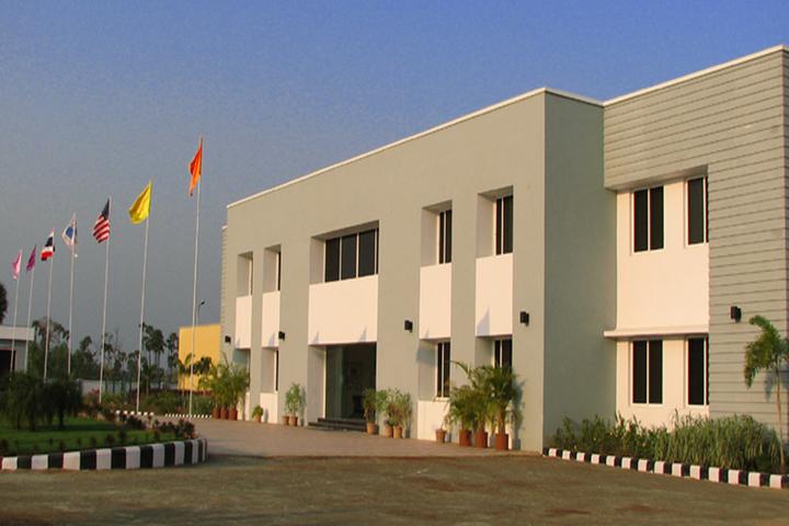 The Vizag International School- School Campus
