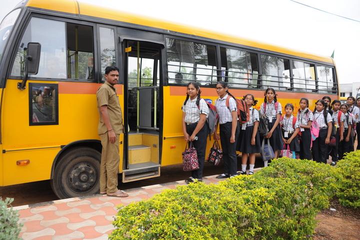 The Vizag International School- Transport
