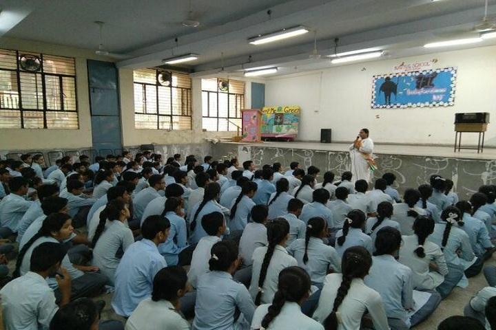 Navyug School-Auditorium