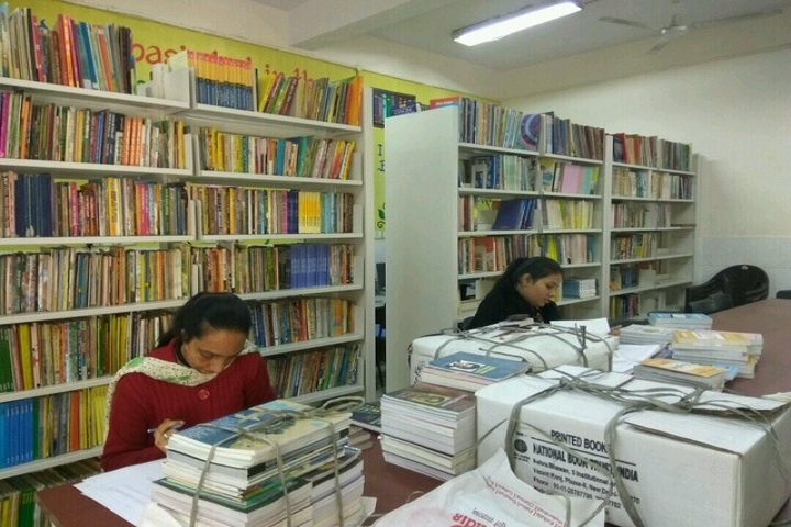 Navyug School-Library