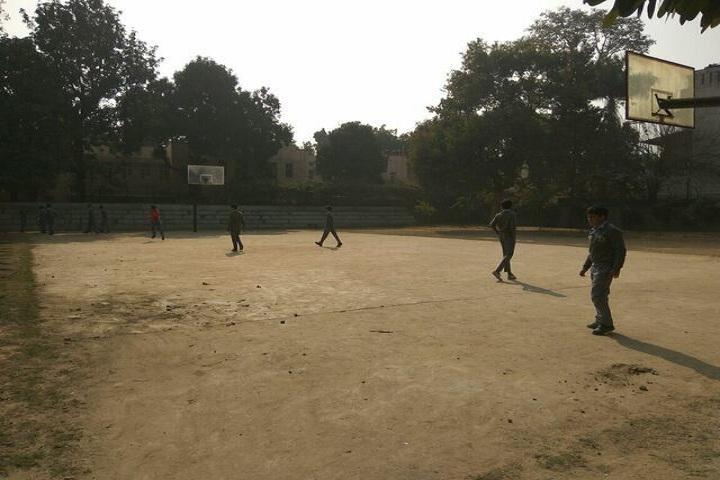 Navyug School-Play-Ground