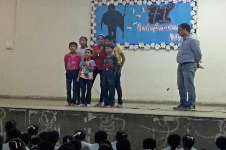 Navyug School-Singing
