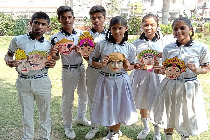 New Bal Vaishali Public School-Art Craft