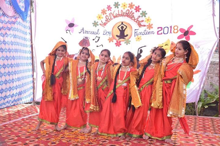 New Bal Vaishali Public School-Dance