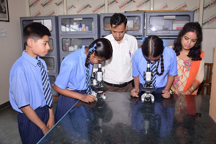 New Bal Vaishali Public School-Lab2