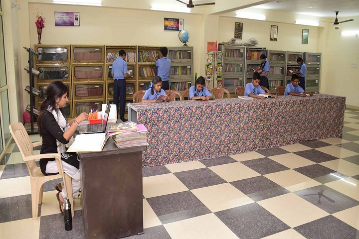 New Bal Vaishali Public School-Library