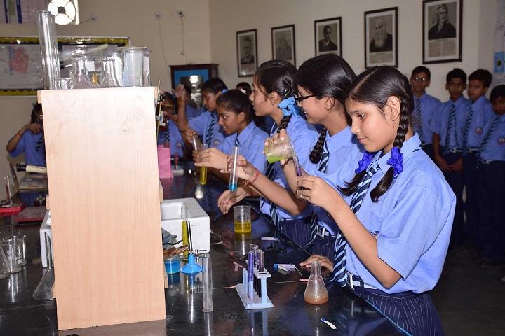 New Bal Vaishali Public School-Science-Lab