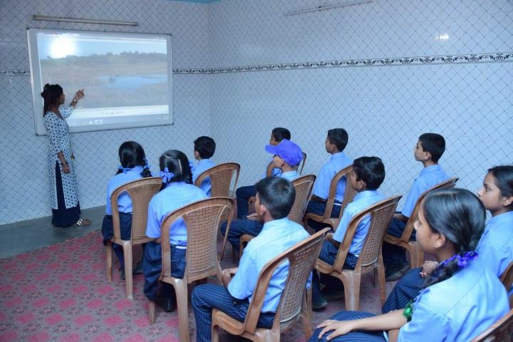 New Bal Vaishali Public School-Smart-Class