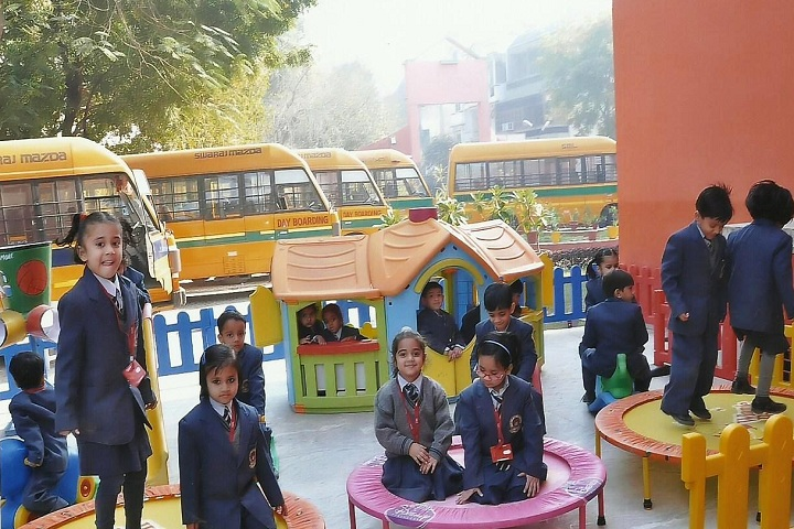 New Delhi Public School-Play-Wings1