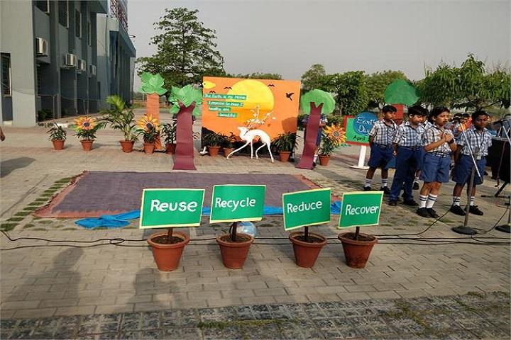 New Era Public School-Earth-Day