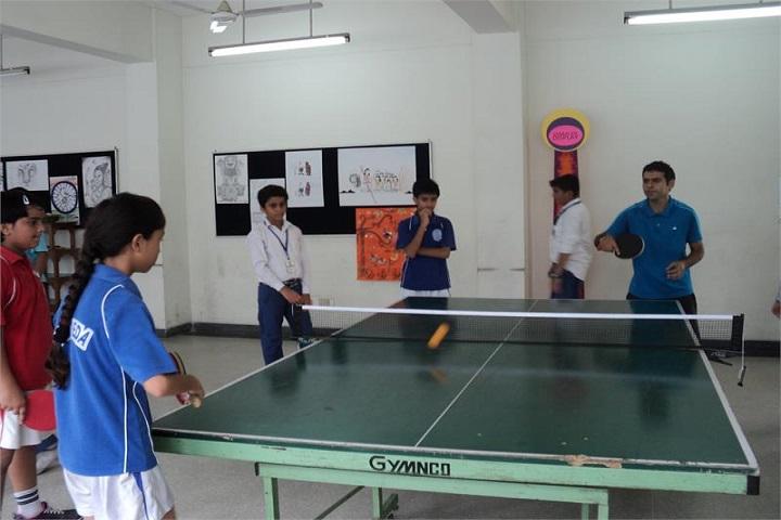 New Era Public School-Indoor-Games