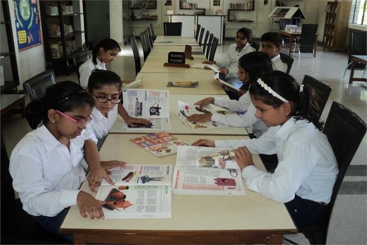 New Era Public School-Library