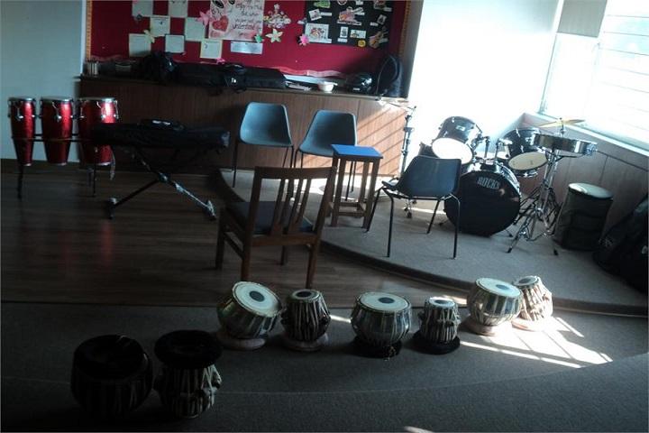 New Era Public School-Music-Room