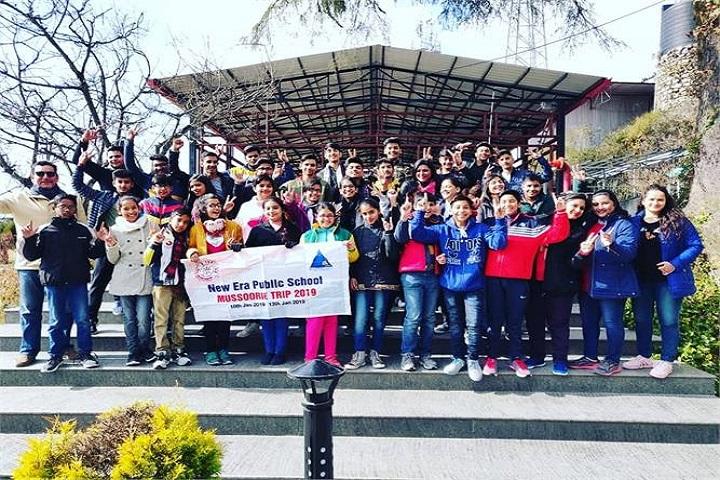 New Era Public School-Trip