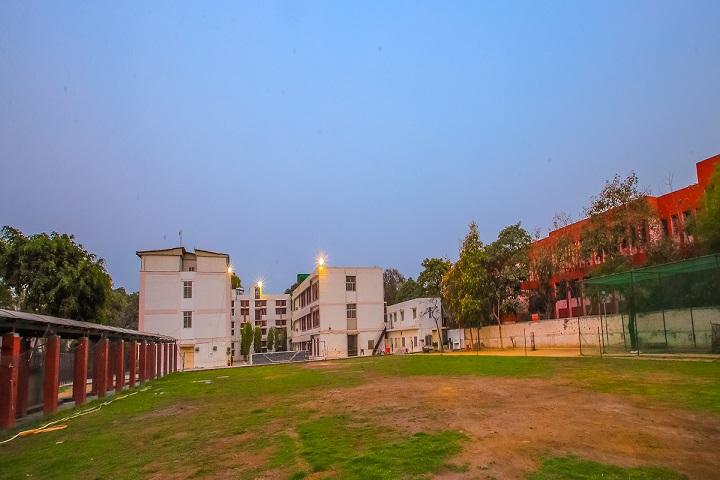 New Green Field School-Campus