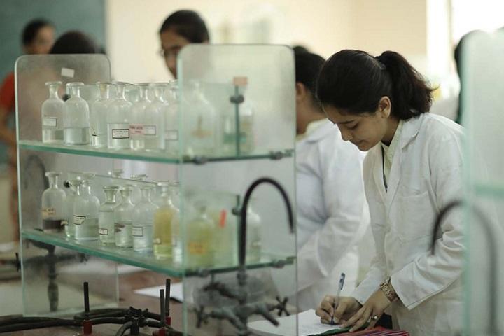 New Green Field School-Lab1