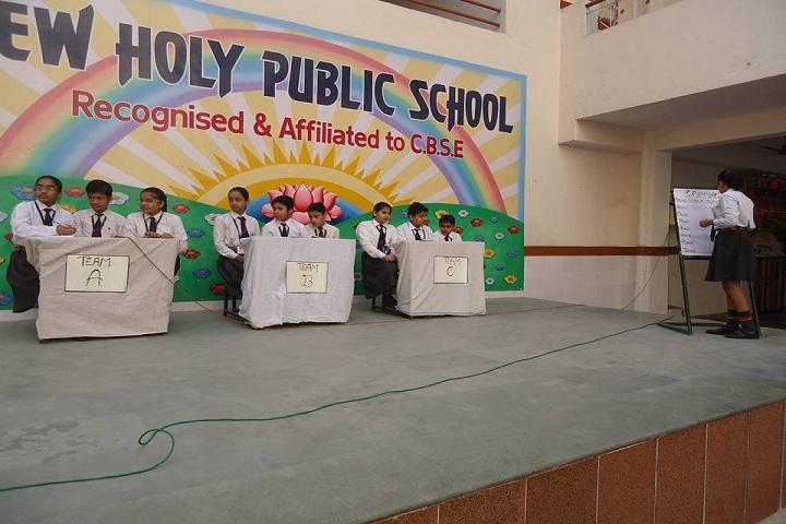 New Holy Public School-English Grammar Quiz