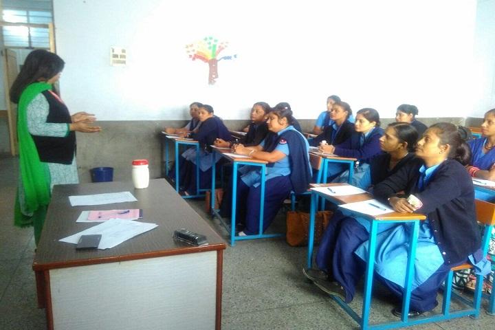 New Holy Public School-Classroom