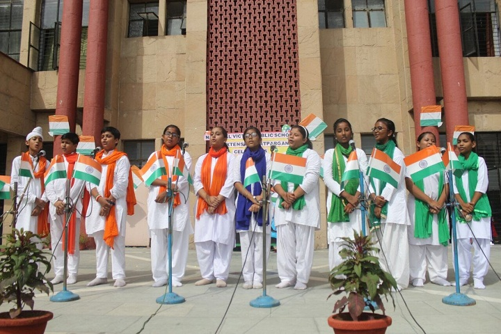 New Holy Public School-Independance-Day