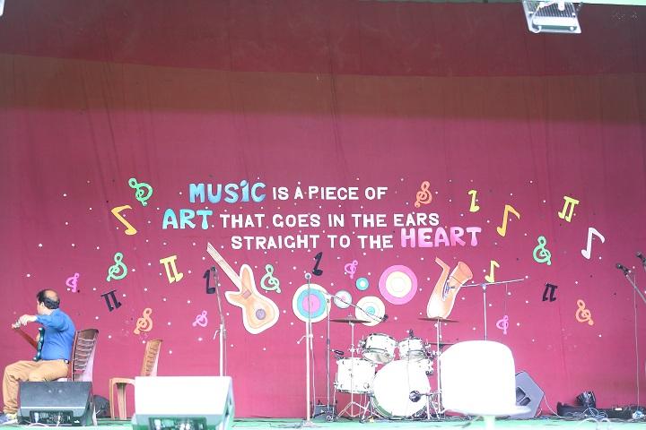 Timpany Senior Secondrary School-Music art