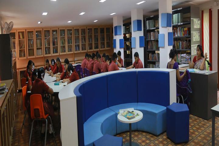Timpany Senior Secondary School-Library