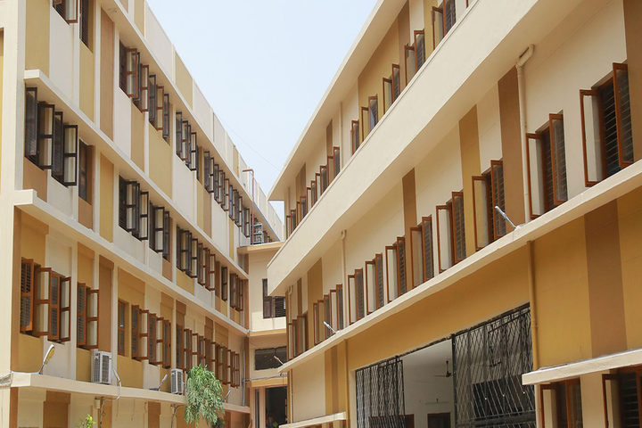 Timpany Senior Secondary School-School Campus