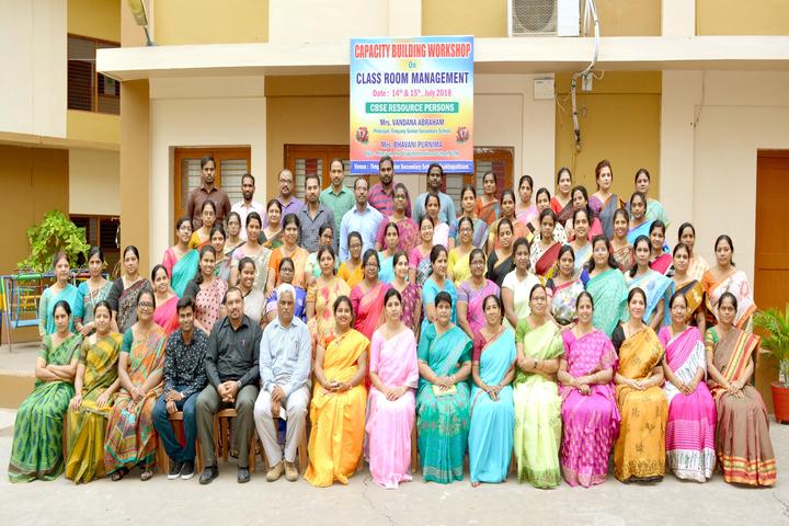 Timpany Senior Secondary School-Workshop